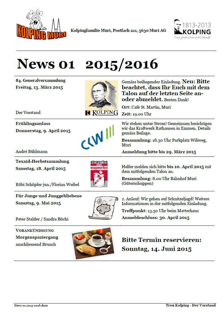 frühlingsnews2015